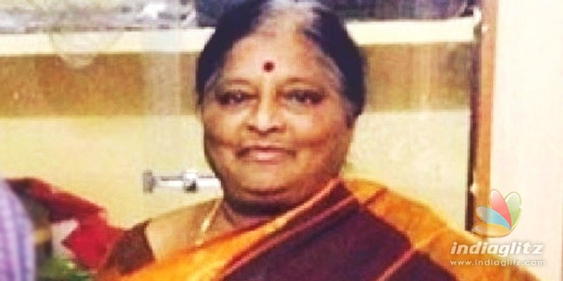 Paruchuri Venkateswara Raos wife passes away at 74