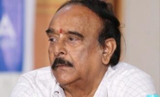 Paruchuri Venkateswara Rao's wife passes away at 74