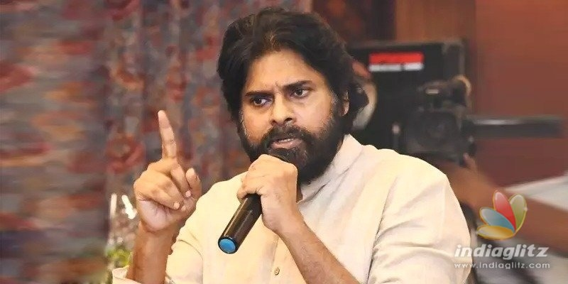 Some film offers are on the table: Pawan Kalyan