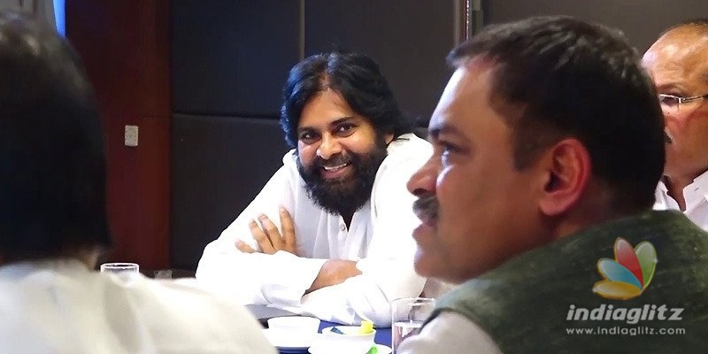 Pawan Kalyan Agrees to Work with BJP 'Unconditionally'