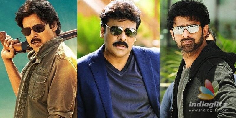 Titles of Pawan Kalyan, Chiru, Prabhas movies revealed