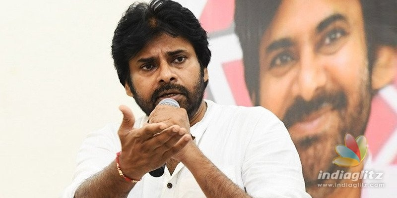 Pawan Kalyan appalled about suspension of 400 account
