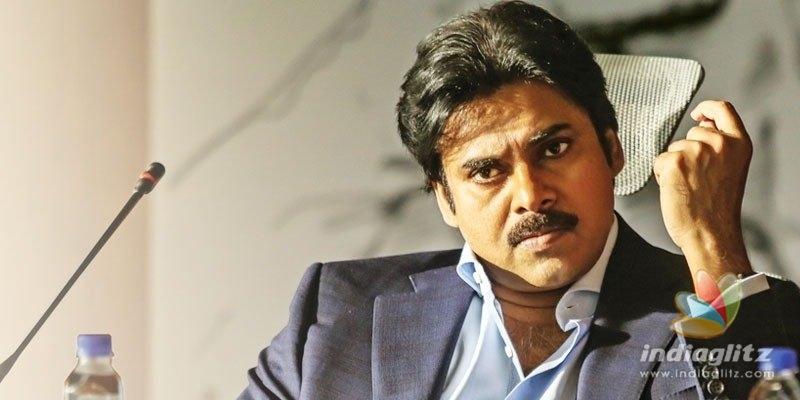 Pawan Kalyan resumes work on Vakeel Saab