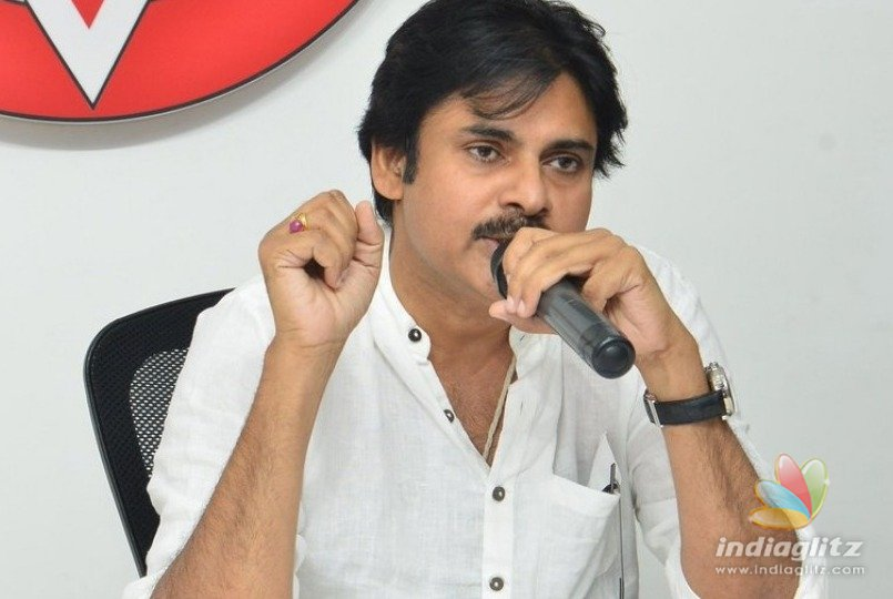 Pawan boosts cadres morale, hails CS Rao