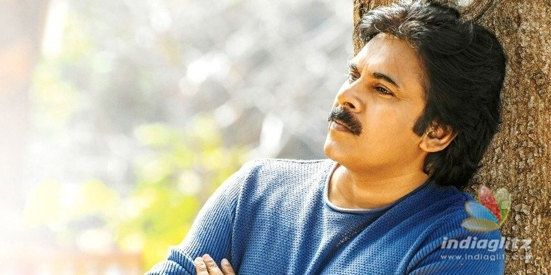 Pawan Kalyan to shoot for scenes with talented actress