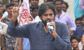 Illegal mining is rampant, says Pawan Kalyan in Kurnool