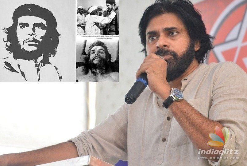 Pawan Kalyan remembers revolutionary