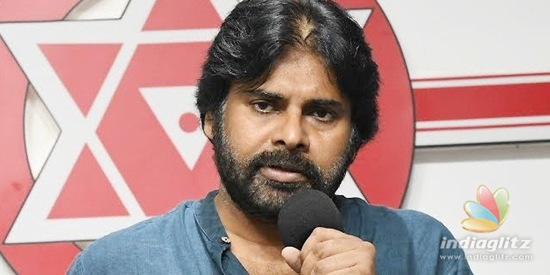 Pawan Kalyan urges govt to allot land for cine workers