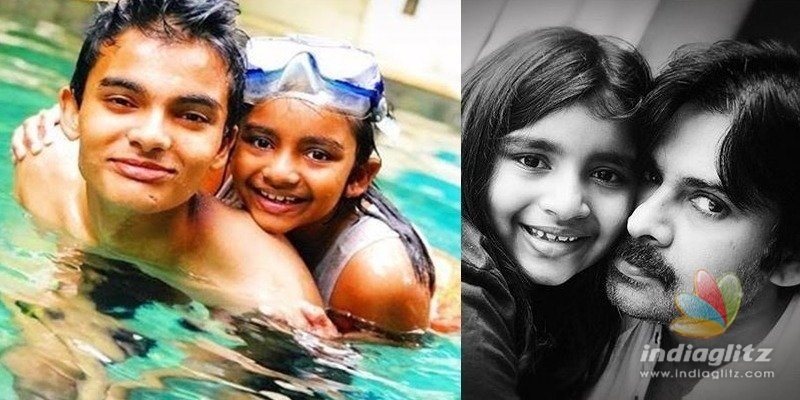 Pawan Kalyan does it for his children