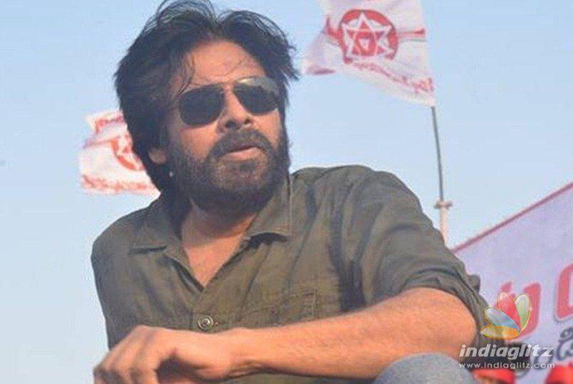 Sr journalist calls it quits after targeting Pawan Kalyan