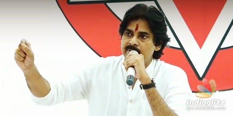 Pawan Kalyan decides that Jana Sena will contest GHMC polls