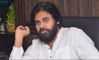 Pawan Kalyan follows first person on Twitter