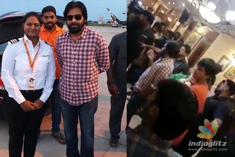 Pawan Kalyan rents a house, entry today