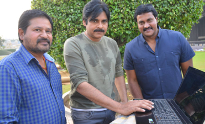 Pawan Kalyan Launches '2 Countries' Teaser