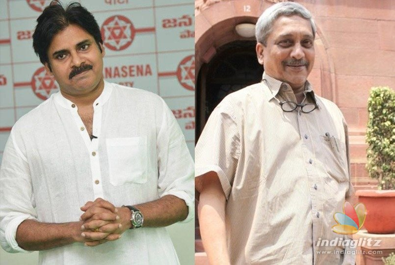 Pawan wishes all well for Manohar Parrikar