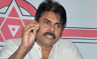 Pawan Kalyan Press Meet About AP Special Status Issue
