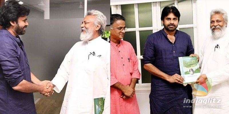 Rajendra Singh has assured me support: Pawan Kalyan