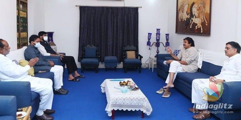 Pawan Kalyan supports BJP in GHMC polls, Jana Sena withdraws candidates