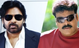 Pawan Kalyan wishes Chiranjeevi a speedy recovery from COVID-19