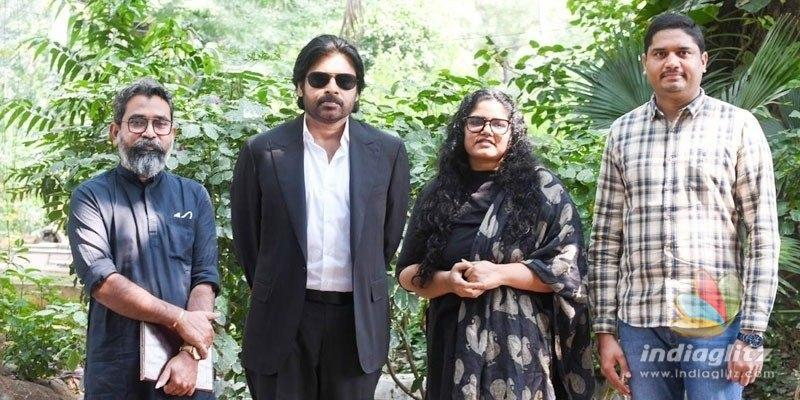 Pawan Kalyan unveils trailer of Gamanam