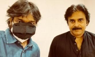 Harish Shankar meet Pawan Kalyan