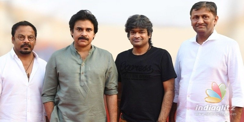 Telanganas pride set to work on Pawan Kalyan-Harish Shankars movie