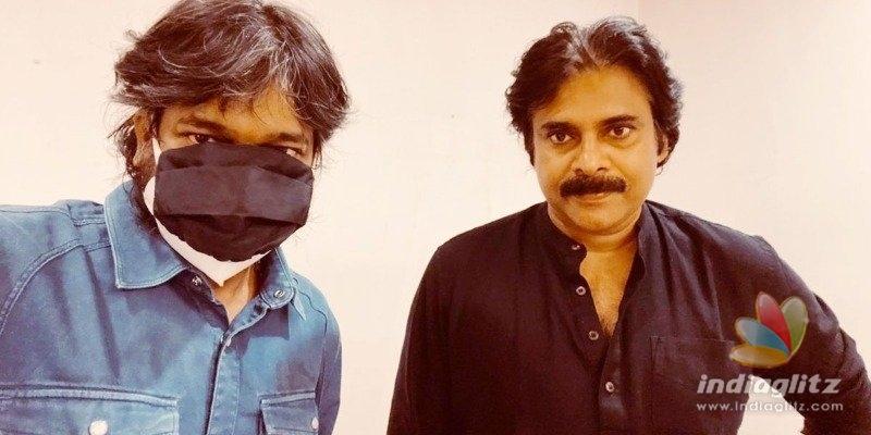 Buzz about Pawan Kalyan-Harish Shankars film