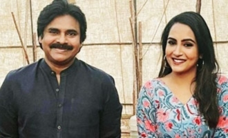 Pawan Kalyan bowls over Himaja with a letter!