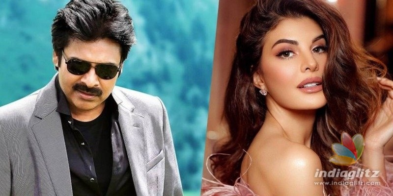 After Pawan Kalyans movie, Jacqueline bags one more South biggie