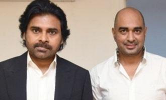Pawan Kalyan-Krish's film: Action episodes being filmed