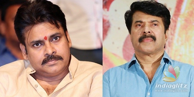 Role opposite Pawan Kalyan hurt Mammoottys ego
