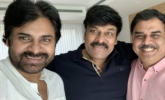Nadendla throws major hint about Chiranjeevi-Pawan Kalyan collaboration