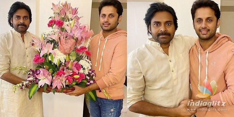 Pawan Kalyan stuns Nithiin by endorsing Bheeshma