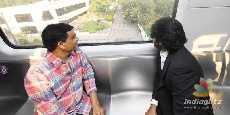 Did you notice this exciting feature in Pawan Kalyans metro journey?