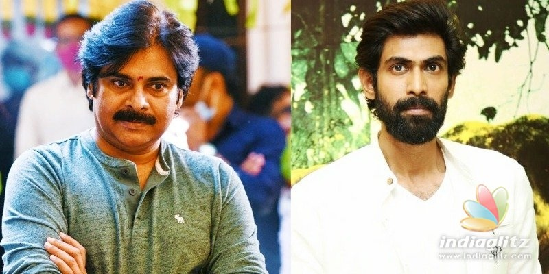 Pawan Kalyan, Rana Daggubati film has powerful backdrop?