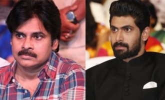 Pawan Kalyan-Rana Daggubati's movie kickstarts shoot with action sequence
