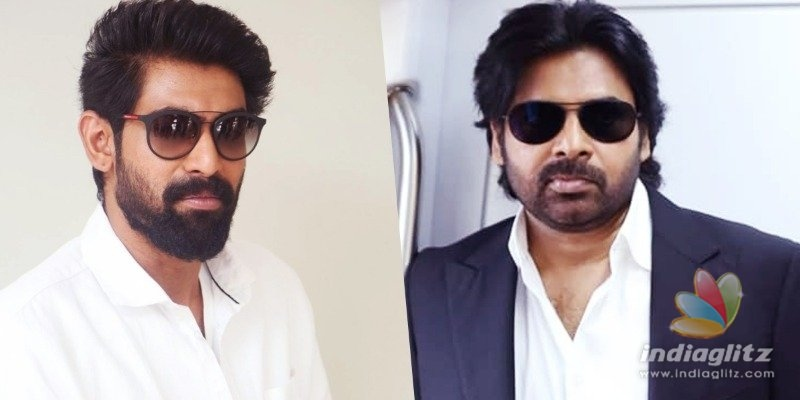 Rana Daggubati joins shoot of multi-starrer with Pawan Kalyan