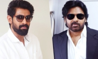 Rana Daggubati joins shoot of multi-starrer with Pawan Kalyan