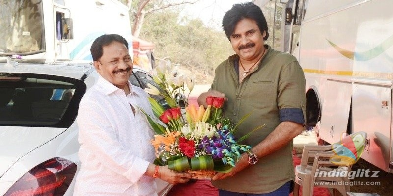Pic Talk: Pawan Kalyan wishes AM Ratnam on birthday