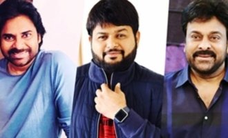 After Pawan Kalyan films Thaman lands a Chiranjeevi film offer