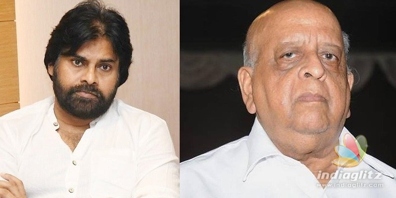 Pawan Kalyan pays a rich tribute to TN Seshan