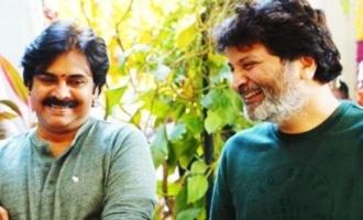 Pic Talk: Pawan Kalyan, Trivikram look happy at multi-starrer's launch