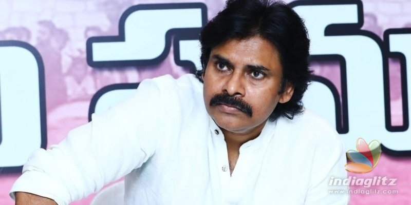 Thats the only progress that happened under YCP rule: Pawan Kalyan