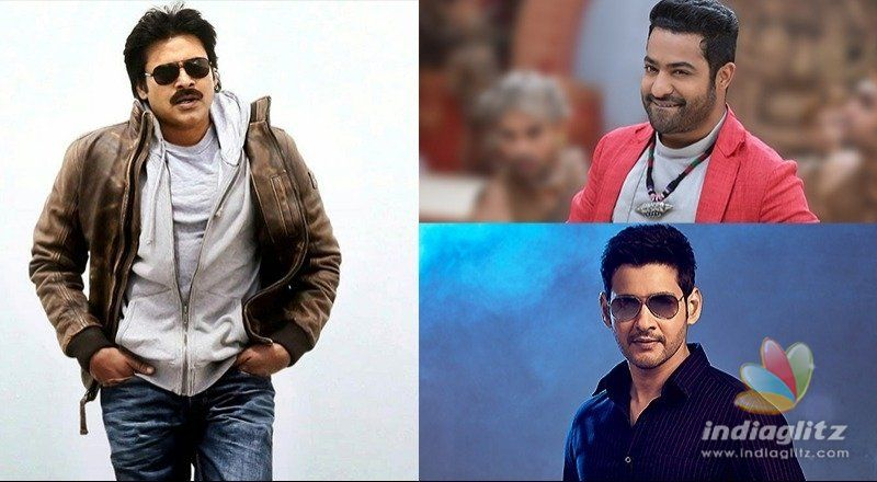 Pawan richest Telugu hero; NTR, Mahesh & others too in Forbes list