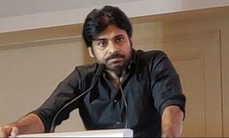 Pawan Kalyan's no to separate South India