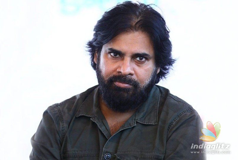 Pawan makes emotional debut on special day