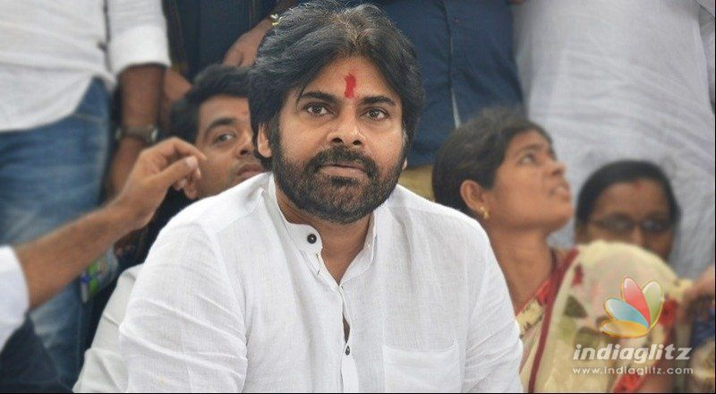 Is Pawan going to extend support to TRS?