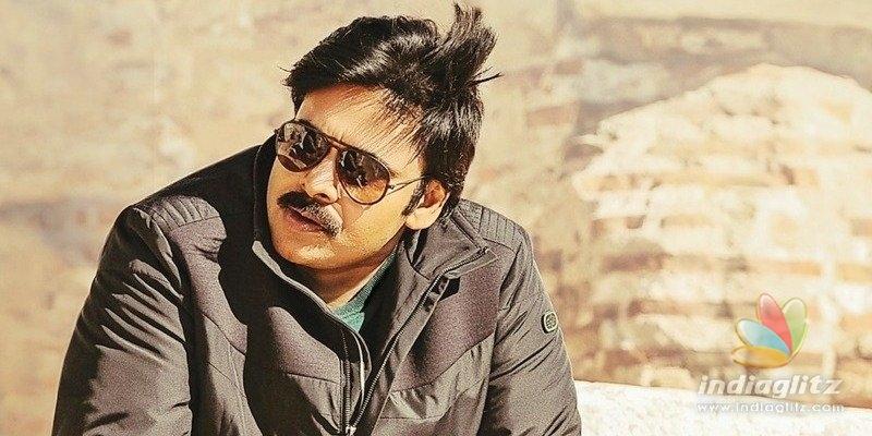 Charminar set for Pawan Kalyans movie
