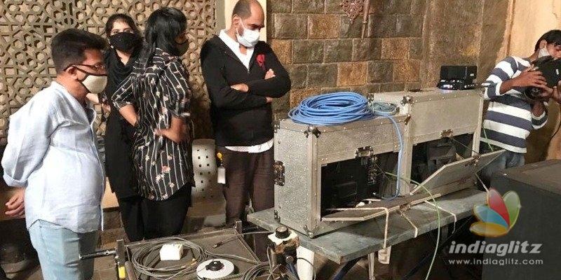 Pawan Kalyans fans feel happy as Krishs film resumes shoot
