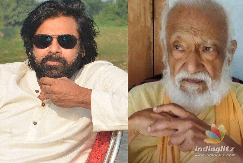 Pawan Kalyan hails late environmentalist-sadhu